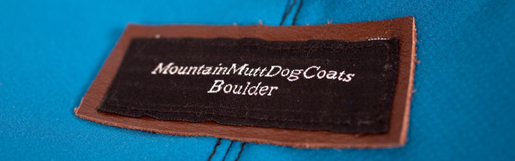 Handmade Dog Coat